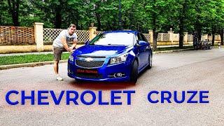Chevrolet Cruze Тест драйв Chevrolet Cruze 2012 г . Обзор авто от STAS Texnar