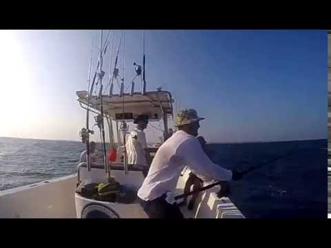 GT fishing trip Kirinda movie