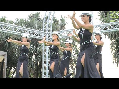 Taku Kimi Angara-Vaa-E Punu E Vaitea in Enoshima Hawaiian Holiday Aloha Sunset 2016