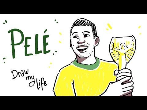 La historia de Pelé   Draw My Life