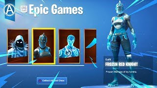 "Pro Console Player // NEW ""FROZEN LEGENDS"" SKIN PACK! // 1500+ Wins (Fortnite Battle Royale LIVE)"