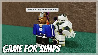 JOJO GAME MADE FOR SIMPS | Playing a JoJo Game With Girl R63 Stands | Roblox |