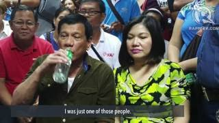 WATCH: Honeylet Avanceña and her life with Rodrigo Duterte