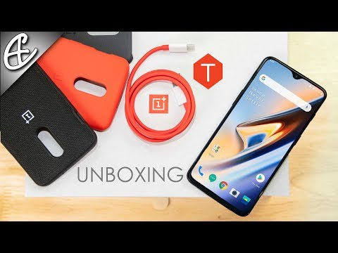 Enough Changes on the Oneplus 6T??? Unboxing & Hands On Review!