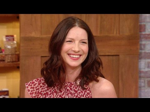 Why Actress Caitriona Balfe Is A Terrible Liar