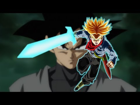 This is how Future Trunks got so strong!