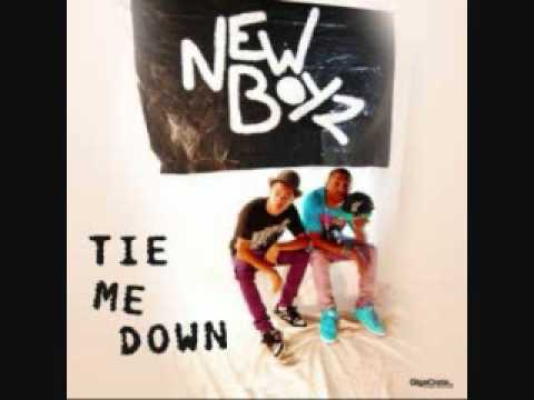 New Boyz   Tie Me Down REMIX ft  Ray J, Drake & Lil Wayne