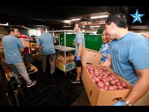 Turtle Bay Resort Donates Food To Kahuku Senior Citizens