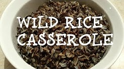 hqdefault - Diabetic Wild Rice Casserole
