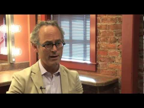 A Novel Idea 2012 - An Interview with Amor Towles