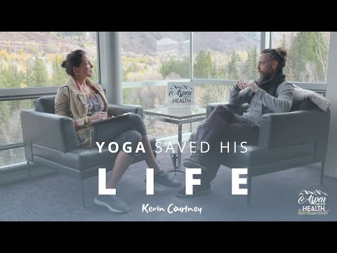 How Yoga Saved His Life | Yoga in leadership | Kevin Courtney