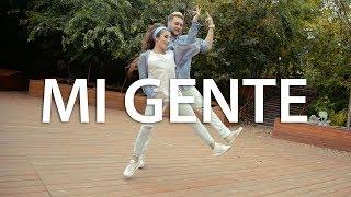 Mi Gente J Balvin, Willy William oleganikeev choreography ANY DANCE ZUMBA.mp3