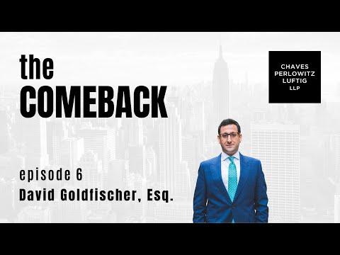 Episode 6   David Goldfischer, Esq.