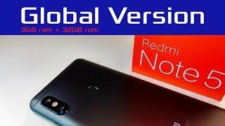 Xiaomi Redmi Note Pro 5 розпакування від MARVEL