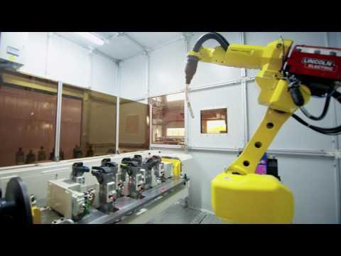 Mino Automation USA - Intelligent Robotic Welding Cell