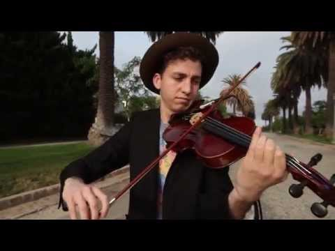 """Machine Gun Kelly """"A Little More"""" (Violin Cover) By Nick Kennerly"""