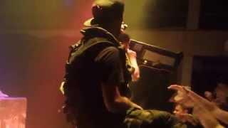Favorite - Letzter Tag (Live) - Münster (Skaters Palace) 27.03.2015 HD