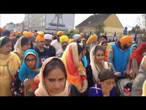Nagar Kirtan Linz, 17.04.2016