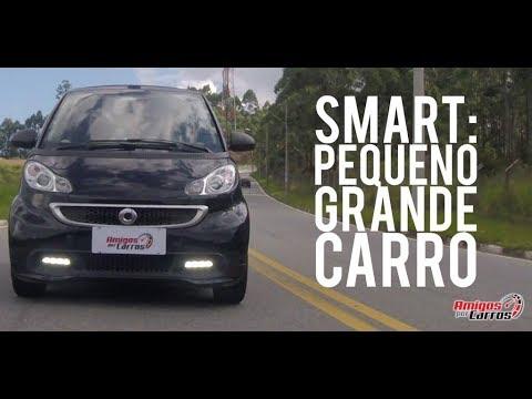 Teste Smart fortwo Cabrio 2ª geração | ApC