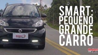 Teste Smart fortwo Cabrio 2ª geração   ApC