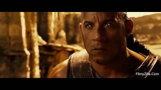 Riddick Hindi dubbed  movie