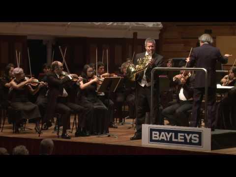 R. Strauss - Horn Concerto No.1 - Stefan Dohr - Auckland Philharmonia Orchestra