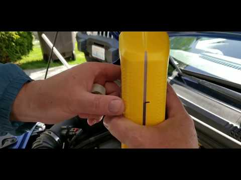 Chevrolet Sonic Engine Oil Change 1.4L