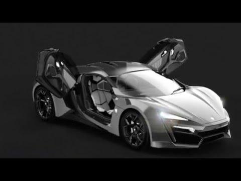 Hyper Sport 2017 >> 2017 Lykan Hypersport Modern Technology Youtube