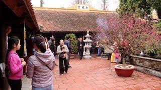 Tin Tức 24h Mới Nhất: Người dân Thủ đô đi lễ chùa đầu năm