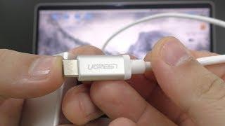 ИДЕАЛЬНЫЙ кабель Ugreen USB Type-C 3.1 / мощный и быстрый + ТЕСТ ► Посылка из Китая / AliExpress
