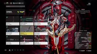 Warframe PS4 - Sorties, Void, More Mag Prime Farming! OMFG!