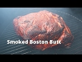 Boston Butt Recipe | Smoked Pork Butt on the UDS Smoker