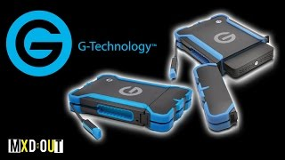 G-Technology The G Drive ev ATC with Thunderbolt! | Review