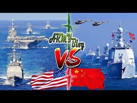 ВМС КИТАЯ vs