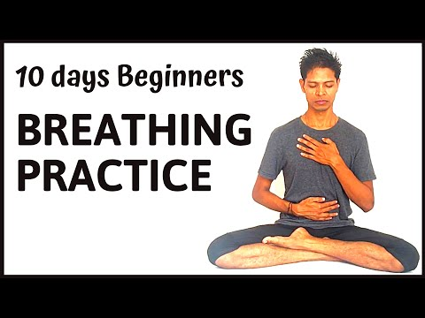 10 day Systematic Pranayama Practice - Yoga with Amit