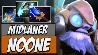 VP.Noone Tinker - 7514 MMR | Dota Gameplay