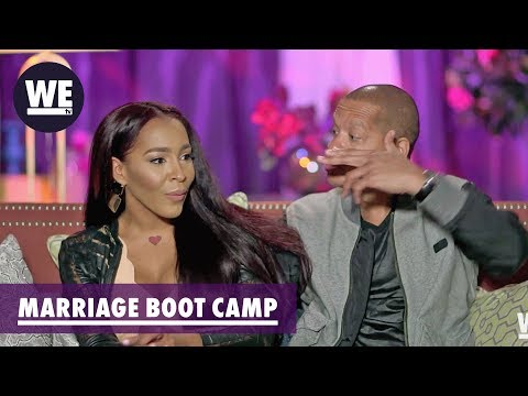 Call Me a Drunk, Not an Alcoholic | Marriage Boot Camp: Reality Stars | WE tv
