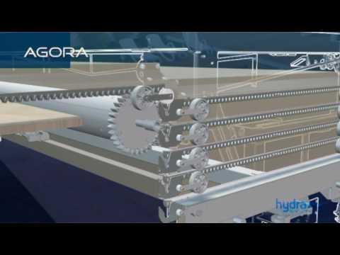 Hydra systeme agora par hydra concept piscine a moirans for Piscine moirans