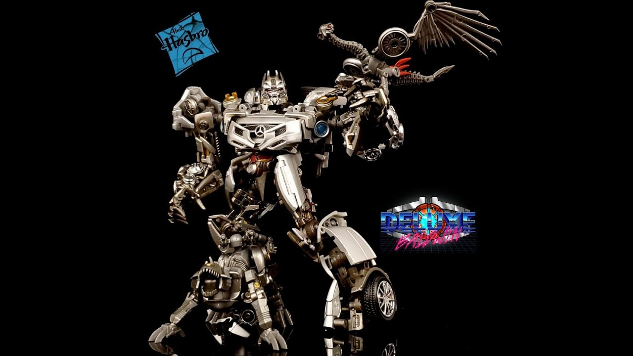 NewAge Toys Mista. DOTM Soundwave Review by Deluxe Baldwin