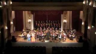 J.N.Hummel - Der Durchzug durchs Rote Meer - Nr 2 Erster Chor