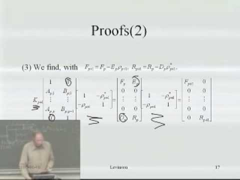 Electro Techniek ET4235 - Digital Signal Processing Lecture 8 Part 2
