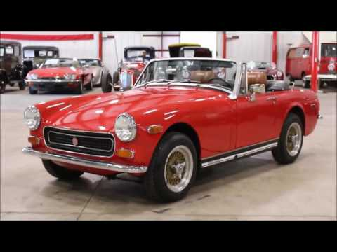 1969 MG Midget blue from YouTube · Duration:  3 minutes 4 seconds