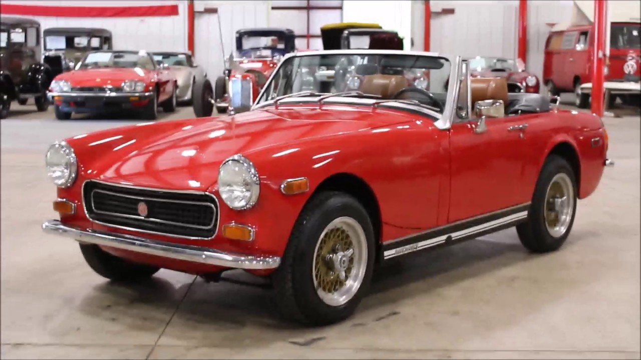 You tube mg midget
