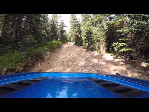 JK Colorado Offroading - Rock Creek