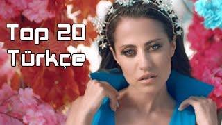 Top 20 | Türkçe Şarkı Listesi | 19 Eylül 2018