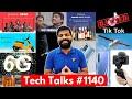 Tech Talks #1140 - Don't Use TikTok, OnePlus Z Launch, Xiaomi 6G Speed, Sony ZV1, Mi Laptop India
