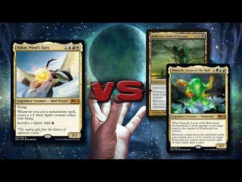 Niv Mizzet, Parun vs Griselbrand, the Salty - Commander/EDH