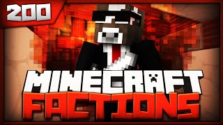 Minecraft FACTION Server Lets Play - Ep. 200 - THE DEFENSE OF FACTIONS ( Minecraft Factions PvP )