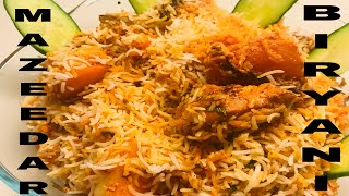 Best Pakistani Biryani Recipe  Special Madni Biryani  No Packet   Original Biryani  Shadi Wali