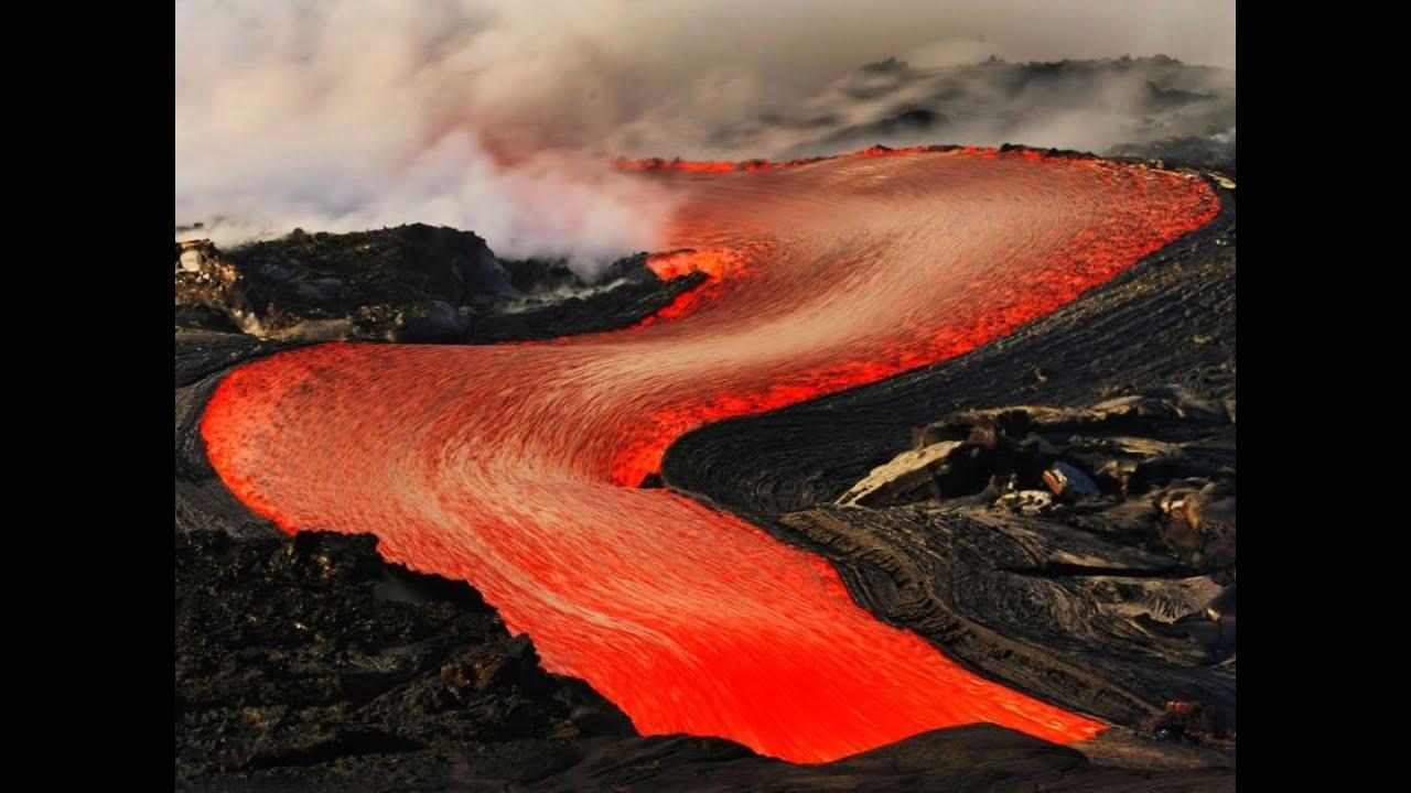 Volcano  Coul U00e9e De Lave